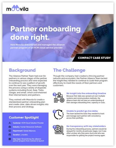Partner-Onboarding